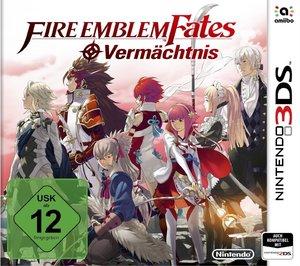 3DSFire EmblemFates:Vermächtnis