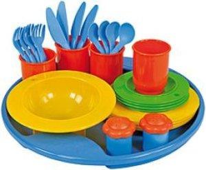 Simm 65136 - Lena: Service Bon Appétit, Kinder-Service, 27-teili