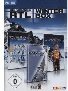 Die grosse RTL Winterbox (Wintersports 2009, Skispringen 2007, B