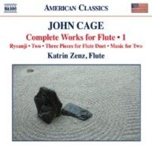 Werke für Flöte Vol.1