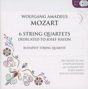 Sechs Streichquartette,Joseph Haydn gewidmet