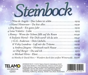 Steinbock-12 Hits für den schönsten Tag des Jahr