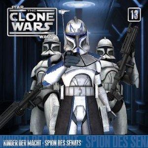 The Clone Wars 13: Kinder der Macht / Spion des Senats