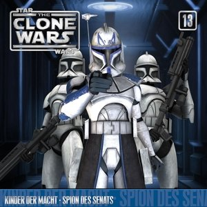 The Clone Wars 13: Kinder der Macht / Spion des Senats