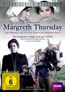 Margreth Thursday - Das Mädchen, das an einem Donnerstag gefunde