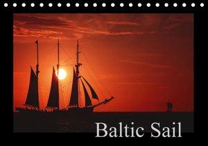 Baltic Sail (Tischkalender 2016 DIN A5 quer)