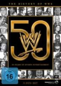 The History Of WWE:50 Years Of Sport Entertainment