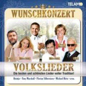 Wunschkonzert Volkslieder