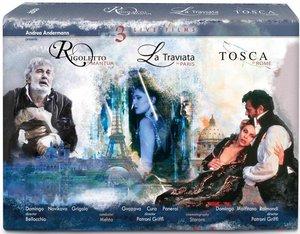 Rigoletto/La Traviata/Tosca