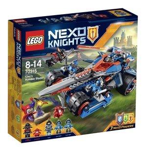 LEGO® Nexo Knights 70315 - Clays Klingen-Cruiser