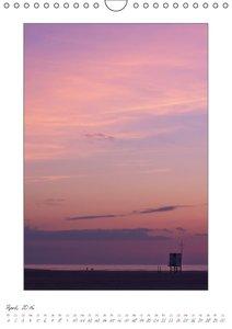 Insel Amrum (Wandkalender 2016 DIN A4 hoch)