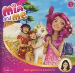 "Mia and Me 03 ""Das goldene Einhorn"""
