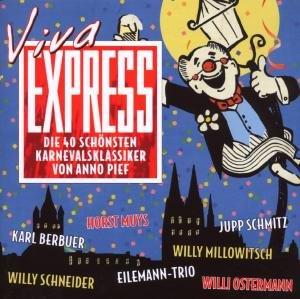 Viva Express Die 40 Schönsten Karnevalsklassiker