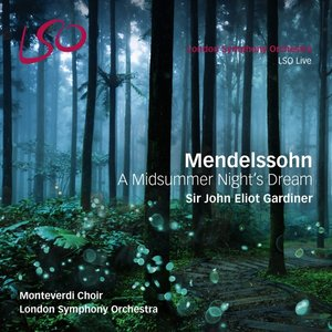 A Midsummer Night\'s Dream (+Blu-R Audio)