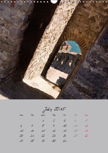 Istanbul 2015 - UK Version (Wall Calendar 2015 DIN A3 Portrait)