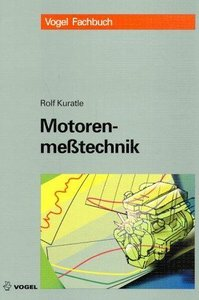 Kuratle, R: Motorenmesstechnik