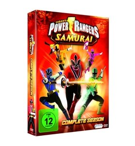 Power Rangers Samurai - Die komplette Serie