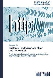 Badanie uzytecznosci stron internetowych