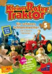 Kleiner Roter Traktor 05