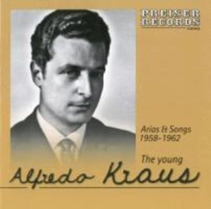 The Young Alfredo Kraus 1958-1962