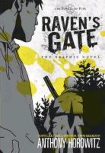 The Power of Five: Raven's Gate. The Graphic Novel