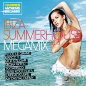 Ibiza Summerhouse Megamix 2013