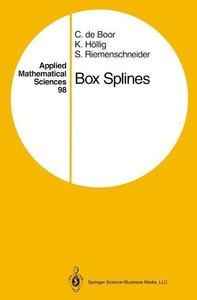Box Splines