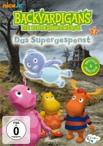 Die Backyardigans 02. Das Supergespenst