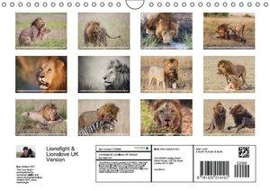 Gerlach, I: Emotional Moments: Lionsfight & Lionslove UK Ver
