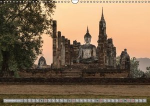 BUDDHA - Harmony and Meditation (Wall Calendar 2015 DIN A3 Lands