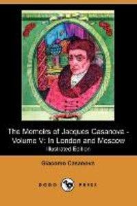 The Memoirs of Jacques Casanova - Volume V
