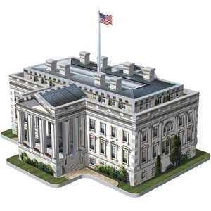 The White House - Washington 3D-PUZZLE