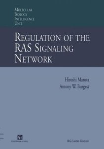 Regulation of the RAS Signalling Network