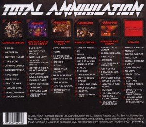 Total Annihilation (Box)