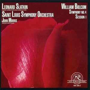 Bolcom: Sinfonie 4,Session 1