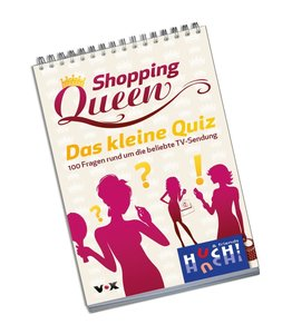 Das kleine Shopping Queen Quiz