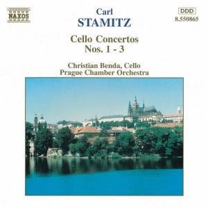 Cellokonzerte 1+2+3