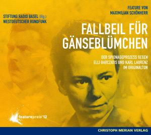 Fallbeil Für Gänseblümchen-Featurepreis 2012