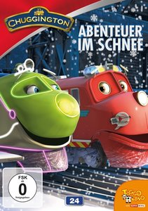 Chuggington Vol. 24