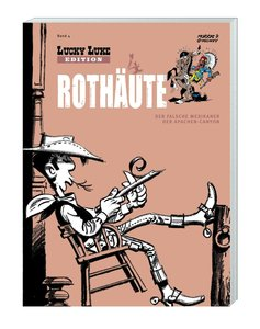 Lucky Luke Edition 04 Rothäute