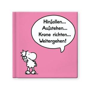 """Geschenkbuch """"Krone"""""""