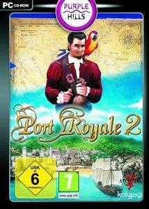 Port Royale 2 (Purple Hills Black)