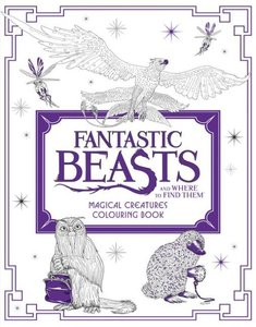 Fantastic Beasts and Where to Find Them: Magical Creatures Colou