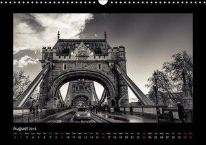 London Images / UK-Version (Wall Calendar 2015 DIN A3 Landscape)