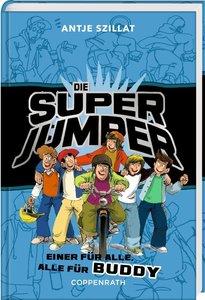 Die Super Jumper (Bd. 4)
