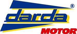 Darda 50108 - Rennbahn Grand Prix, inklusive Auto, 3m