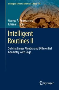 Intelligent Routines II