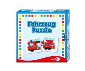 Fahrzeug- Puzzle