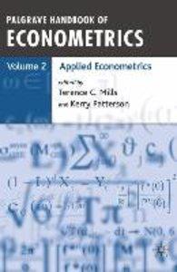 Palgrave Handbook of Econometrics Volume 2