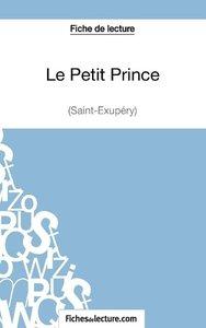 Le Petit Prince de Saint-Éxupéry (Fiche de lecture)